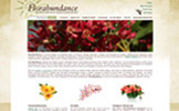 Florabundance ~ everything under the sun...specialty flowers and more.